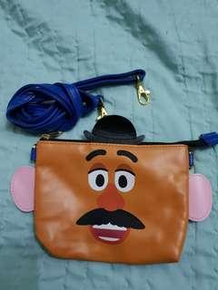 #MY1212 SLING BAG/MAKEUP BAG/PENCIL CASE