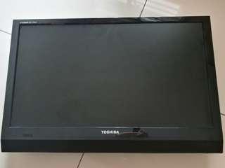 "Toshiba 24"" LCD TV"