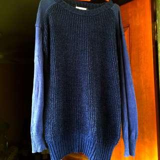 Knitted Sweater / Sweater / Sweatshirt