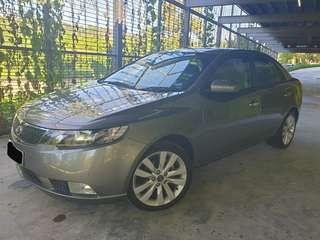 Naza Kia Forte 1.6 (A) 6 Speed
