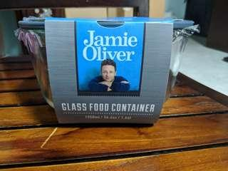 Jamie Oliver Glass Food container