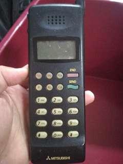 Mitsubishi phone