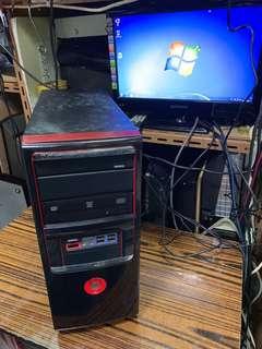 桌上電腦主機 i5-750 HDD1.5TB  大顯示卡 (第28)