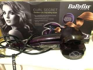 Babyyliss curl ORI !!!!! 1,2 only