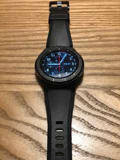 Samsung Gear S3 Frontier 電子智慧手錶