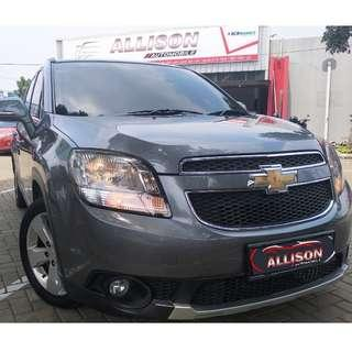Chevrolet ORLANDO LT 1.8 AT 2014(7 Seater) TOP Conditition