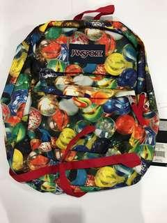 Jansport 25L backpack Lost Marbles