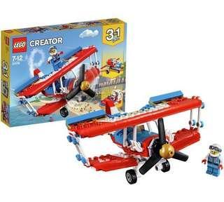 Lego creator 3in1 31076 Daredevil Stunt Plane