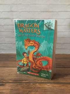Age 8+ Scholastic Dragon Masters - 8 books