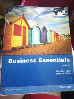 Pearson Business Essential (Ninth Edition)