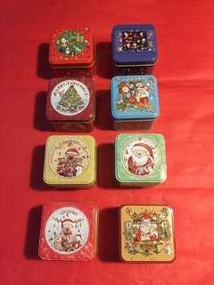 8 罐 聖誕節禮盒➕2010 年[牡丹王/白茶]:如相片所示