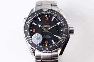 Omega Seamaster Planet Ocean 600M Swiss Engine 8500