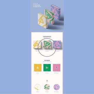 [PREORDER] SEVENTEEN - YOU MAKE MY DAY (Meet/ Follow/ Set The Sun/ Set)