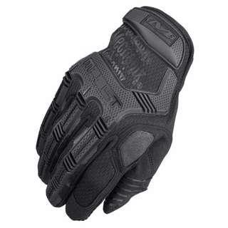 Black Tactical Motorbike Bicycle Gym Rider Sports Glove Gloves M L