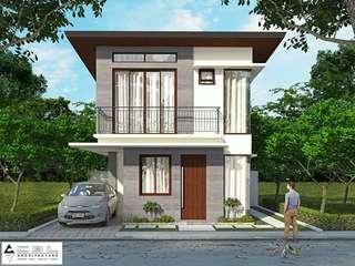 Single-detached house (KATRINA Model) @ South Verdana-1, Brgy. Tisa, Cebu City