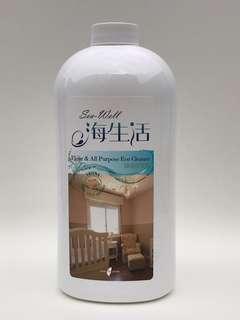 天然鹼環境清潔劑