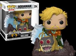 Funko Pop - Aquaman Jim Lee collectors exclusive