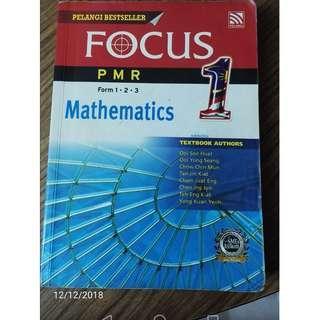 MATHEMATICS-PMR (FOCUS)
