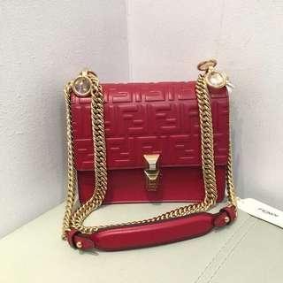 Fendi Kan I Small Bag (19cm )