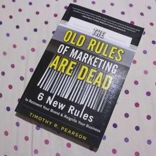 The Old Rules of Marketing Are Dead *RUSH*