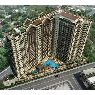 The Amaryllis 2BR unit for sale in Quezon City near E rodriguez
