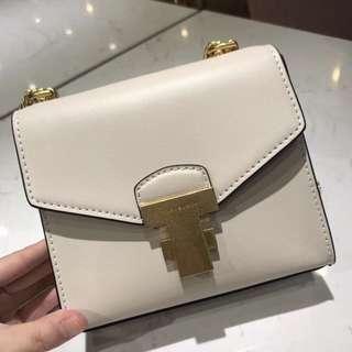 Authentic Tory Burch Juliette chain mini bag