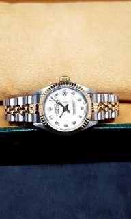 Rolex Oyster Perpetual Datejust REF: 6917