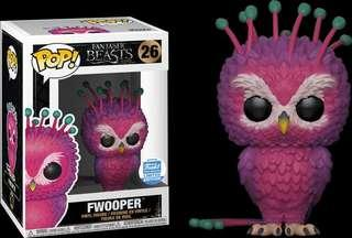 Funko Pop - Fantastic Beasts 2: The Crimes of Grindelwald - Fwooper  (Funko Exclusive)