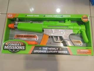 Tembakan Gun hijau Sale @75rb