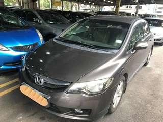 Honda Civic FD1.8A (Facelift)