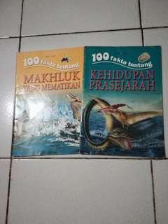 2 BH Buku Prasejarah & Binatang