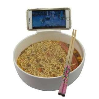 #MFEB20 Creative Melamine Mobile Phone Ramen Bowl