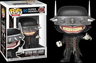 Funko Pop - Dark knights Metal Batman who laughs