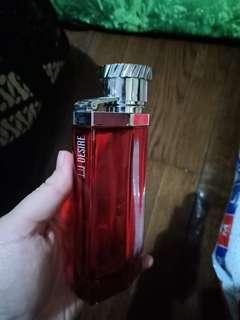 Botol parfum kosong DUNHILL DESIRE