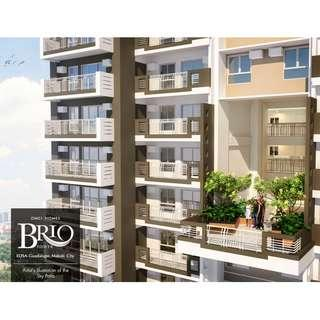 Brio Tower 2BR unit for sale in Makati CIty near Rockwell EDSA