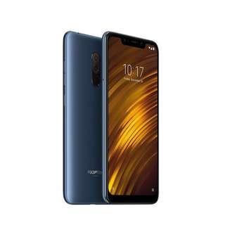 BNIB Xiaomi Pocophone F1 128GB Blue Sealed Local Warranty