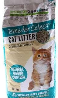 Cat Litter breeder celect