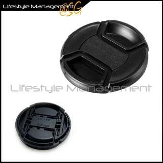 Lens/Filter Dust Protective Cap/Cover for Sony/Canon/Nikon/Fujifilm/Olympus/Samsung/Panasonic