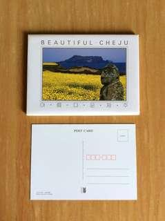 #MY1212 Beautiful Jeju Postcards