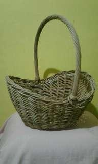 Hand-made Fruit Basket