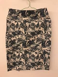❗️($100/4) Flora skirt (brand new)全新碎花裙