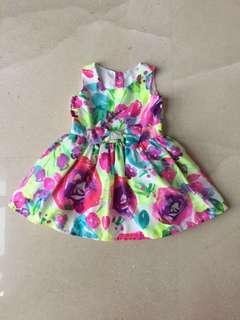 12-18 mos baby girl dress from Canada