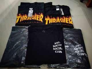 Thrasher & ASSC ORIGINAL