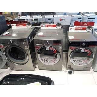 LG Frontload Inverter Washing Machine
