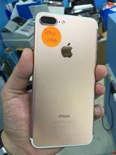iPhone 7plus 128GB (Rose Gold) Got Dent