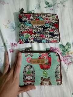 Dolly Club wallet