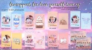 bts love yourself your sg fansupport