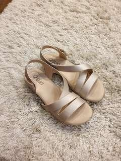Pearl Strappy Sandals