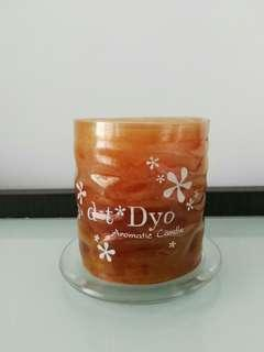 [New] Thailand Aromatherapy Candles set 香薰蠟燭送玻璃燭碟