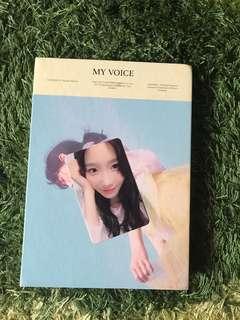Taeyeon Album : My Voice Deluxe Edition